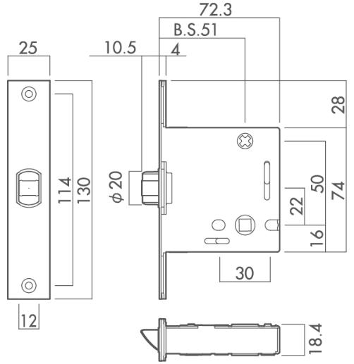 kawagutigiken-lvs-65a-1m-zb